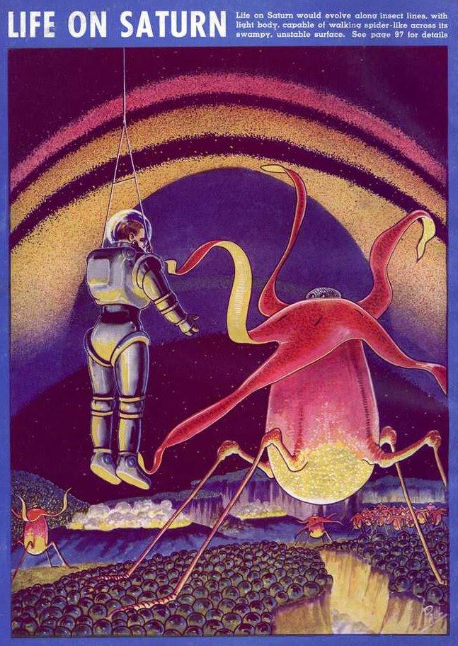 Paul - Life on Saturn (Fantastic Adventures v01 n04