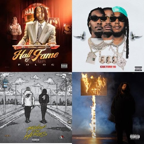 ALBUM SALES (week 24, 2021): Polo G, Migos, Lil Baby, Lil Durk, J. Cole & more!