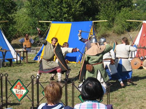 Medieval Combat Demonstation