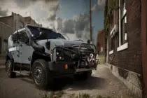 Oshkosh-TPV-Bug-Out-Vehicle-Survival-Rifle