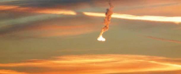 """Nueva """"bola de fuego"""", ahora en los cielos de Oregon"""