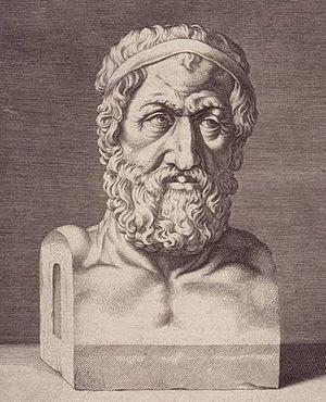 Diogenis Laertii De Vitis (1627) - Zenon of El...