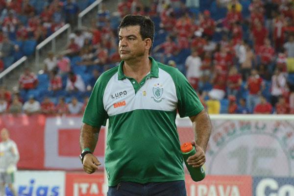 Moacir Júnior acompanhará o jogo diante do Sampaio Corrêa, com Zé do Carmo no comando do ABC