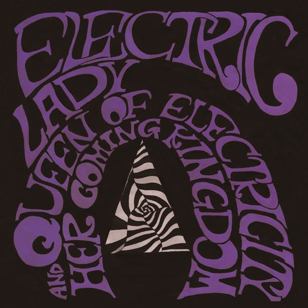 Electric Lady -  Queen Of Electricity And Her Coming Kingdom Album Cover