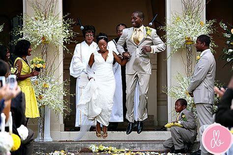 Jumping the Broom   Chicago Wedding Blog