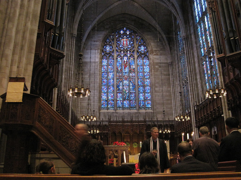 Princeton University Chapel, Christmas