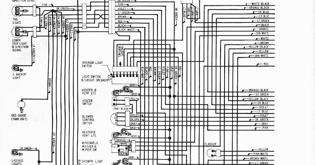 1993 Cadillac Deville Wiring Diagram