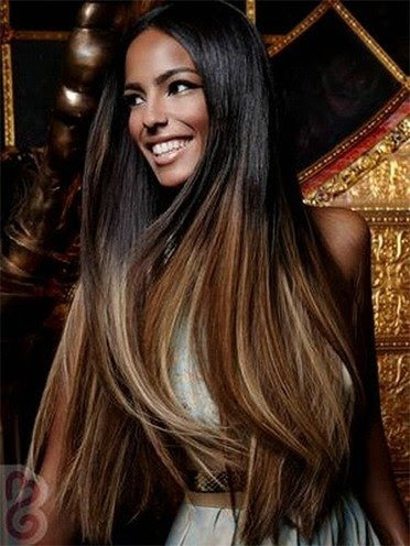 5 Awesome Hair  Color  Ideas  For Long Black  Hair