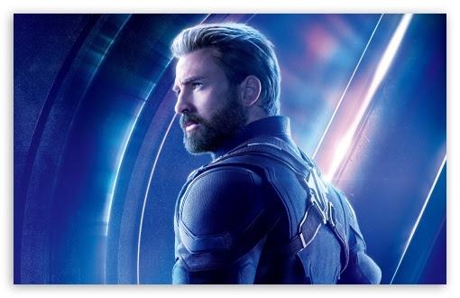 Avengers Infinity War 2018 Movie Captain America 4k Hd Desktop