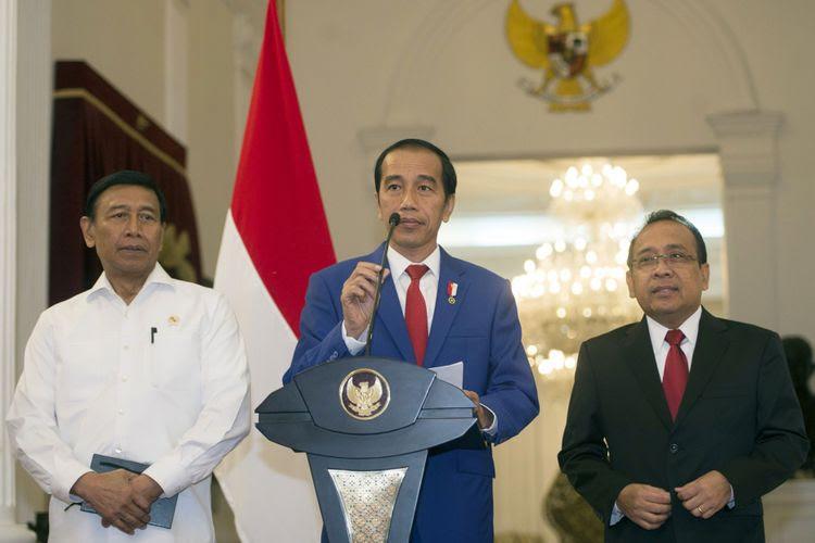 Video Pernyataan Resmi Presiden Jokowi Terkait Konflik di Myanmar