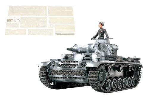 Evanam Bootscott 1 35 Scale German Pz Kpfw Iii Ausf N W