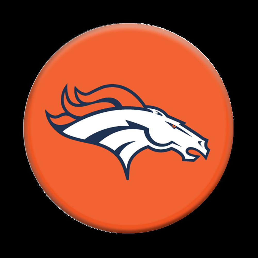 Nfl Denver Broncos Logo Popsockets Grip