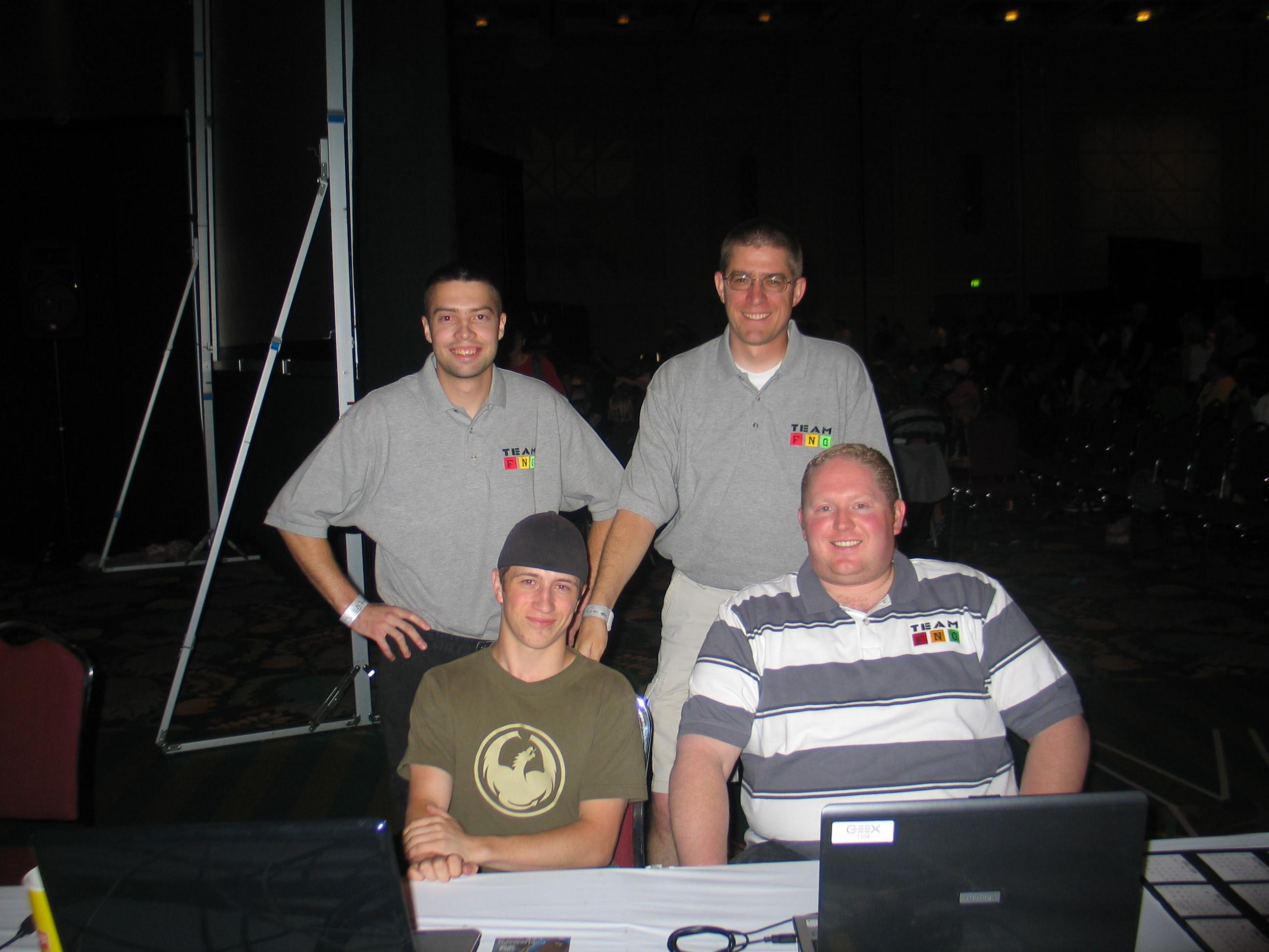 Team FNG at GEEX