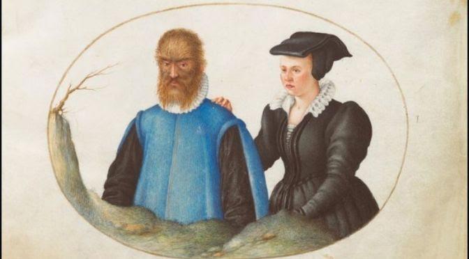 Petrus Gonsalvus και Catherine
