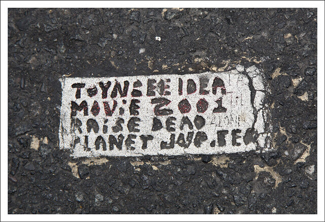 Toynbee Tile 16th and Chestnut