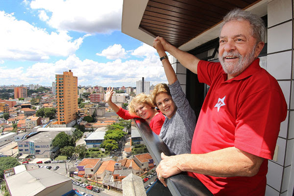 Resultado de imagem para LULA APARTAMENTO SÃO BERNARDO