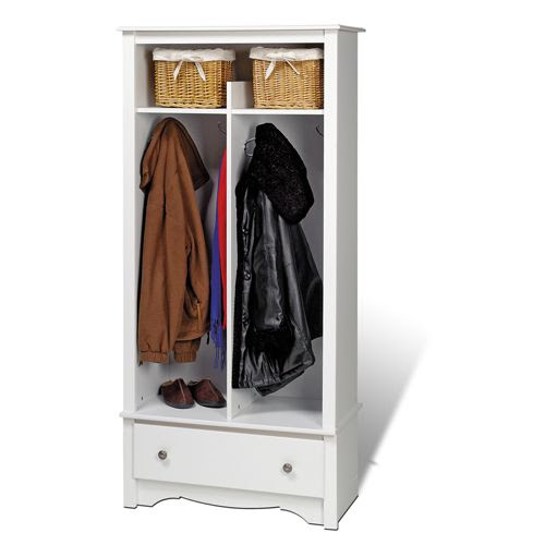 Southern Enterprises Entryway Storage Rack / Bench Seat ...