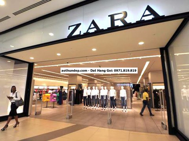 zara tuyển dụng 2017