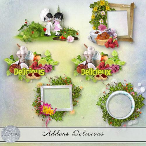 Addons Delicious