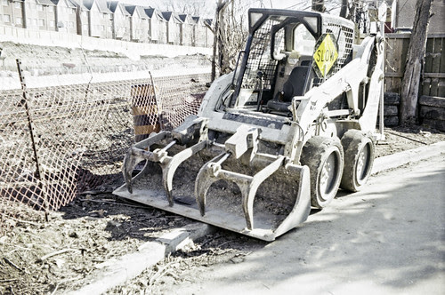 Bobcat Front End Loader