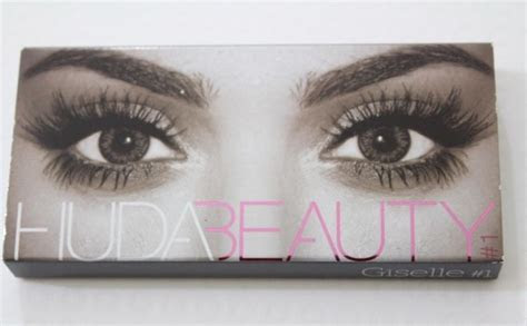 Huda Beauty Lashes Giselle #1 Review