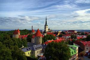 Tallin. Photo: flickr/Fjmc65