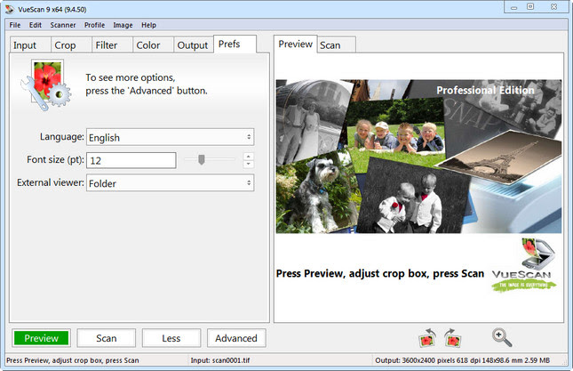 VueScan Pro 9.5 Full Version