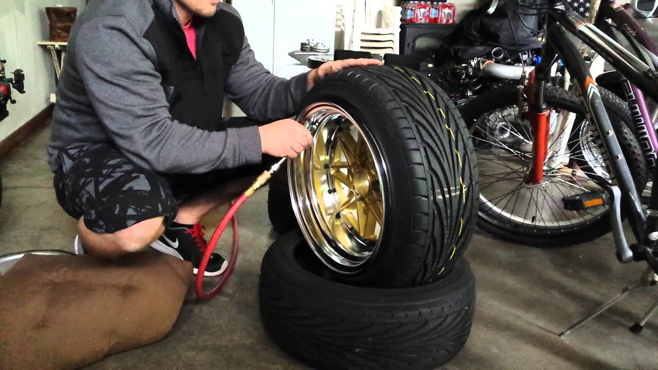 Stretching Tires X9 5 Youtube