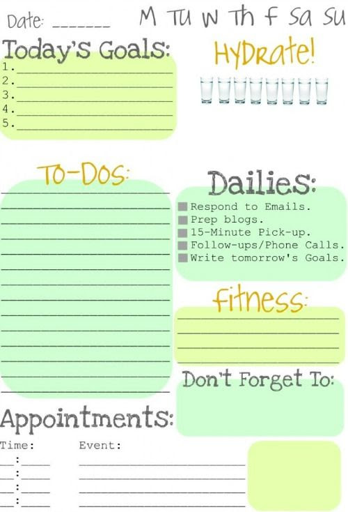 1000+ images about Planners on Pinterest | Calendar, Time ...