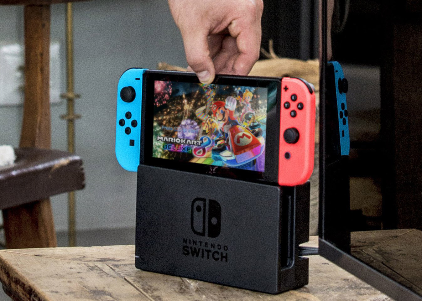 The Switch could outsell the Wii U by next year screenshot