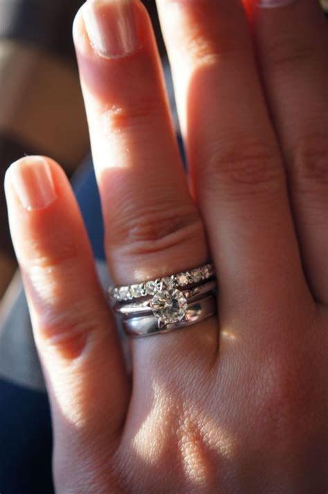 Size 7 finger 2mm or 3mm   Weddingbee
