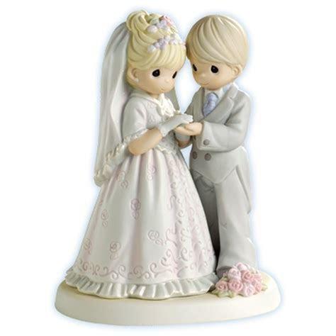 Wedding Couple   Precious Moments Figurine, 550027