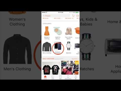 Bagaimana saya membuat pembelian di Shopee?