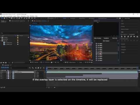 VFX Box cho  Premiere Pro và  After Effects