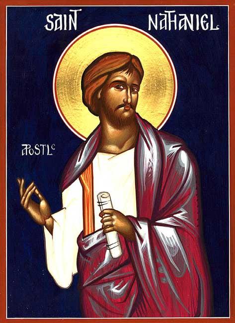IMG ST. NATHANAEL, Bartholomew