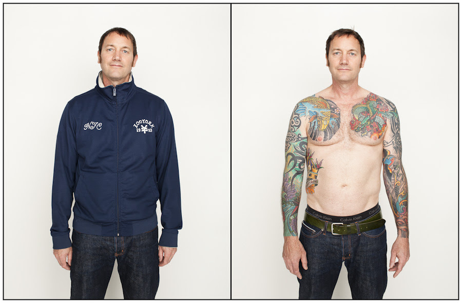 Before And After Shots Of Hidden Tattoos Reveal A Lot About How We
