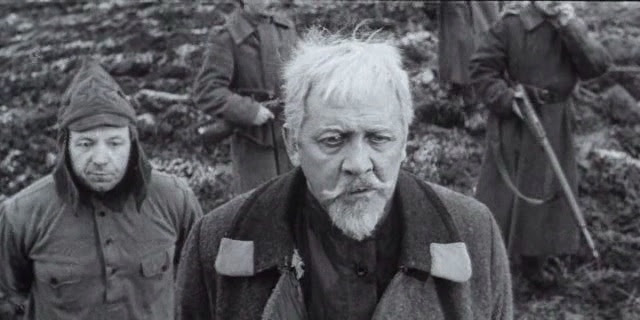 Sedmoy sputnik aka The Seventh Companion (Aleksei German and Grigori Aronov, 1968)