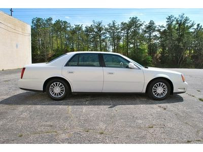 Purchase used 2005 CADILLAC DEVILLE DHS! WHITE DIAMOND! NO ...