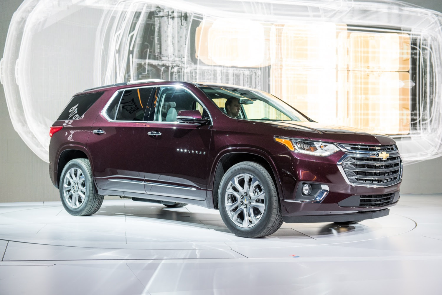 2018 Chevy Traverse Specifications Released | GM Authority