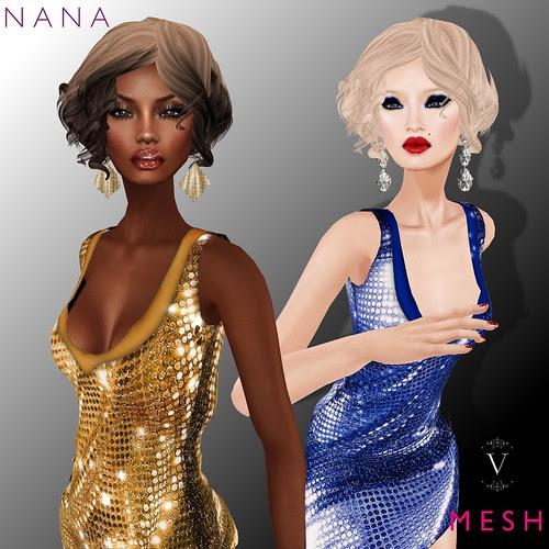 Vanity Hair @ Nana by Tabata Jewell