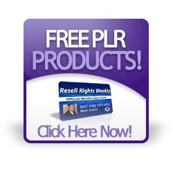 Jualan Dengan Produk PLR