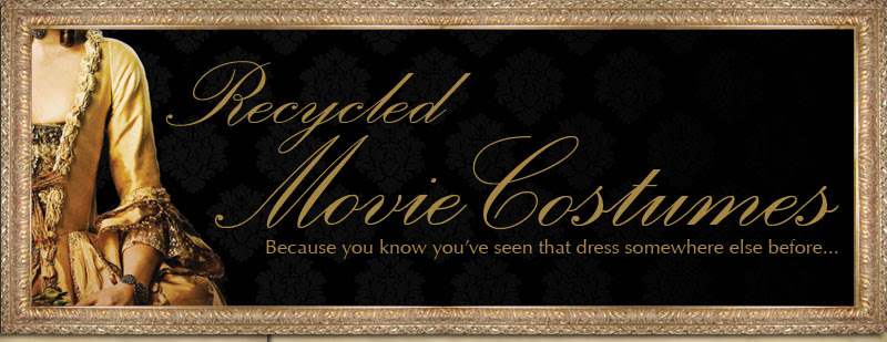Recycled Movie Costumes