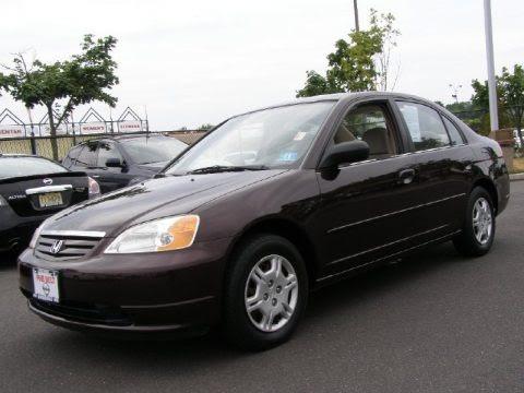 Honda Civic Honda Civic 2001 Hatchback Specs