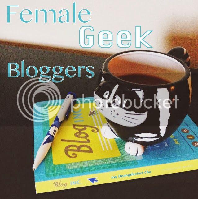 Female Geek Bloggers