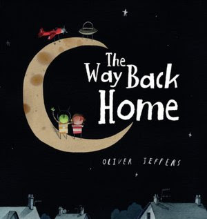 The Way Back Home. Oliver Jeffers