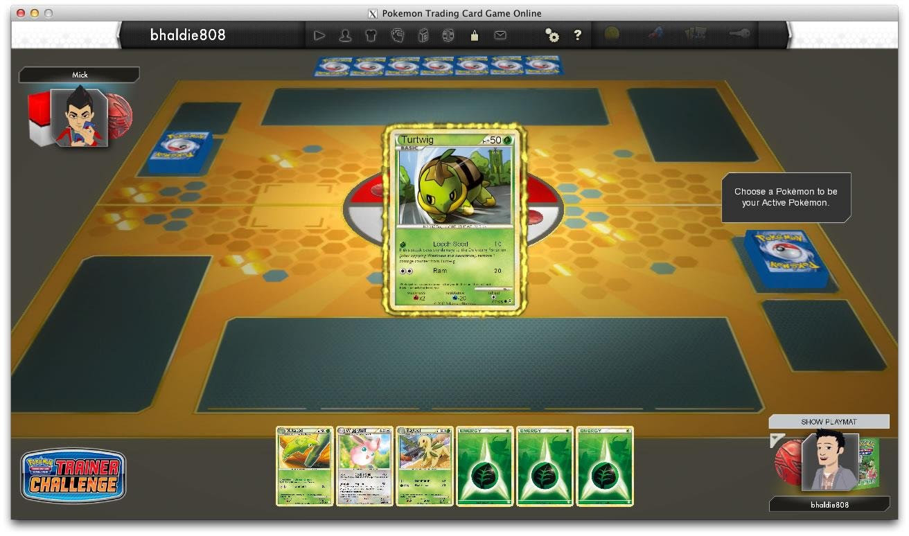 Pokemon Trading Card Game Online  MAC  SourceForge.net