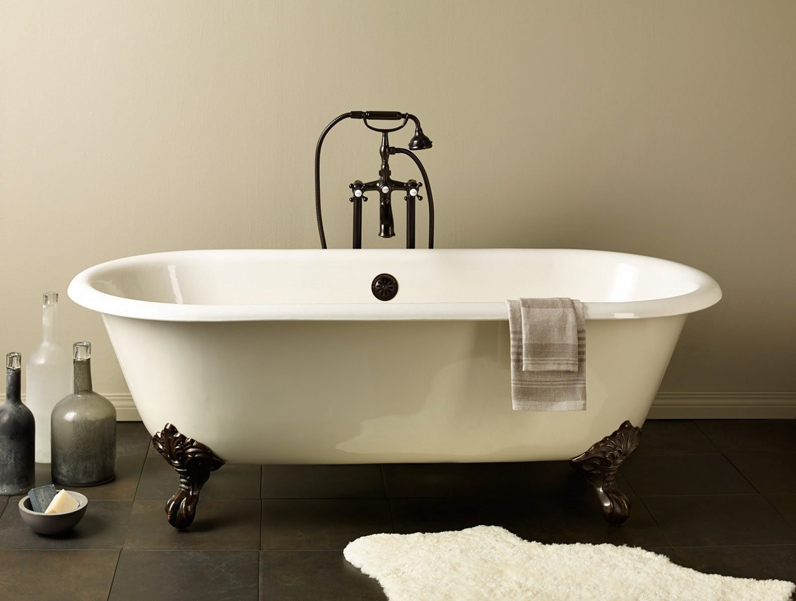 Regal Cast Iron Clawfoot Bath Cheviot Products