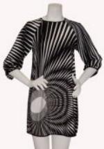 Thread Social Blossom Lace Print Dress