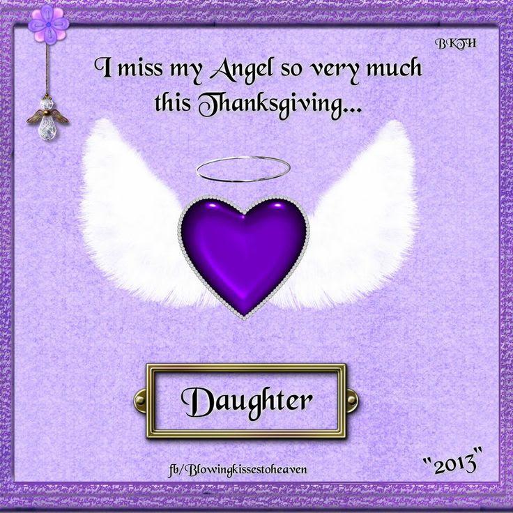 Missing My Daughter In Heaven Quotes Nemetasaufgegabeltinfo