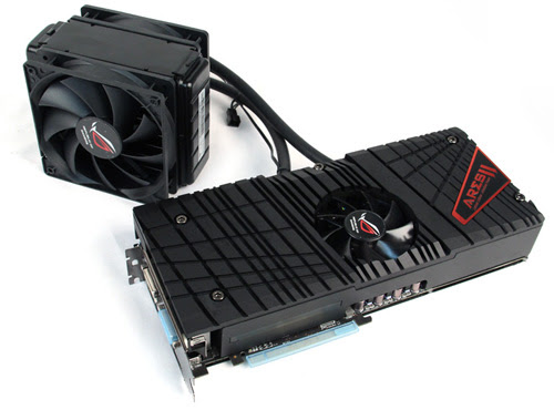 Asus ARES II dual HD 7970